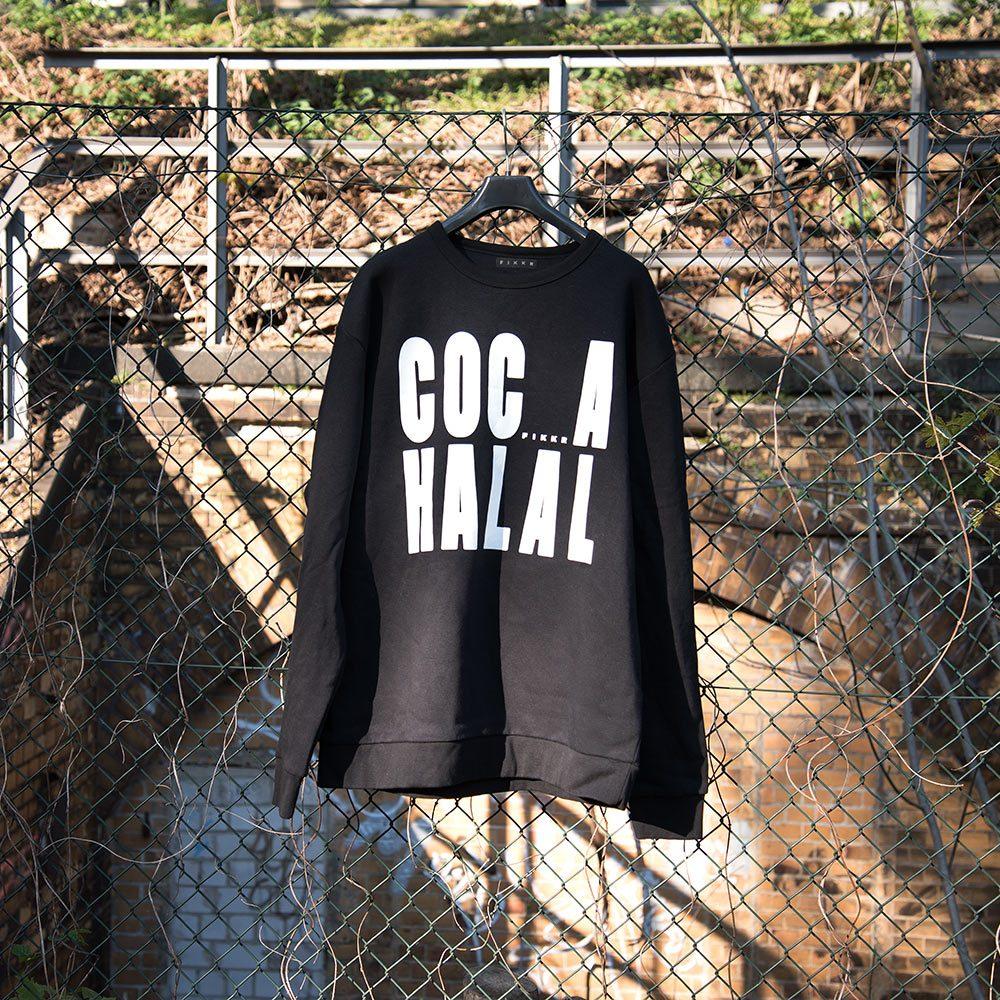 coca halal sweater zaun