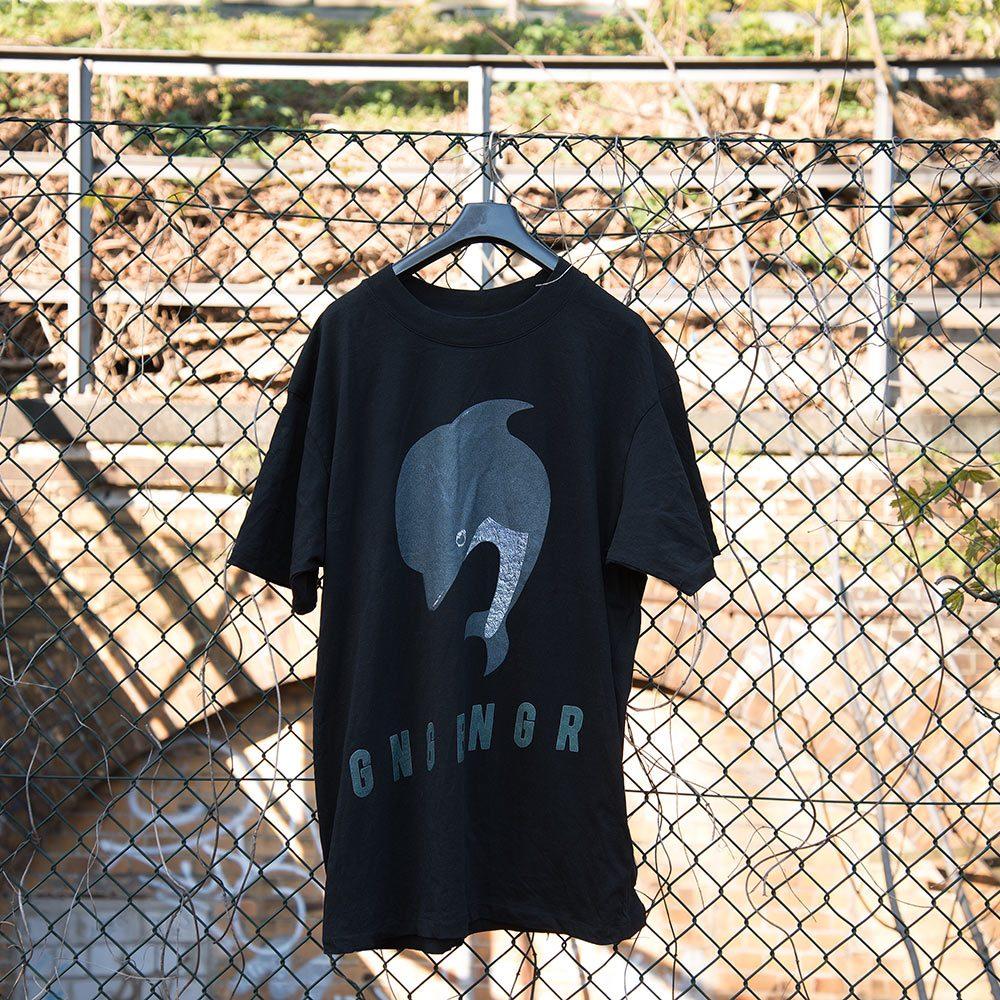 gangbanger shirt schwarz zaun