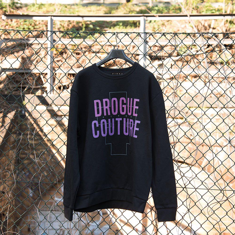 drogue couture sweater zaun