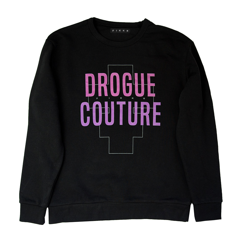 drogue couture sweater front